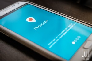 Periscope sur Android, nouvelle application de visio