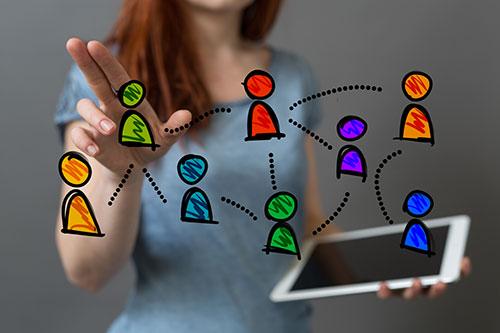 Formations web à distance Community management
