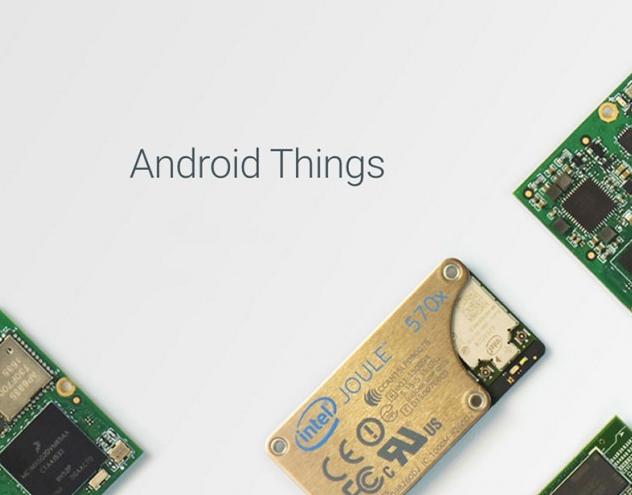 Android se lance dans la course aux objets connectés!