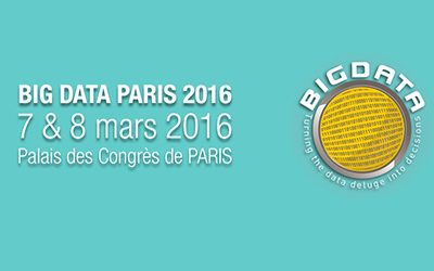 Congrès Big Data 2016 Paris