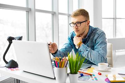 Financement – Webdesigner