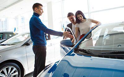 Le secteur de la vente de véhicules neufs recrute !