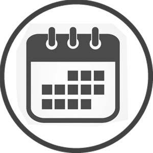 icone agenda calendrier