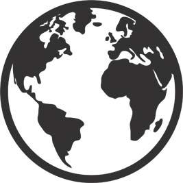 icone monde