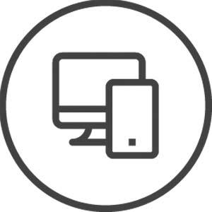 responsive design icone