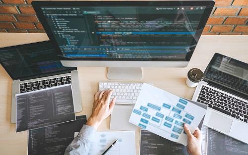 programme formation développeur web et web mobile