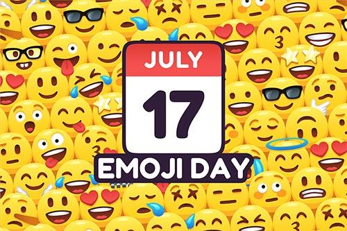 journee internationale des emojis